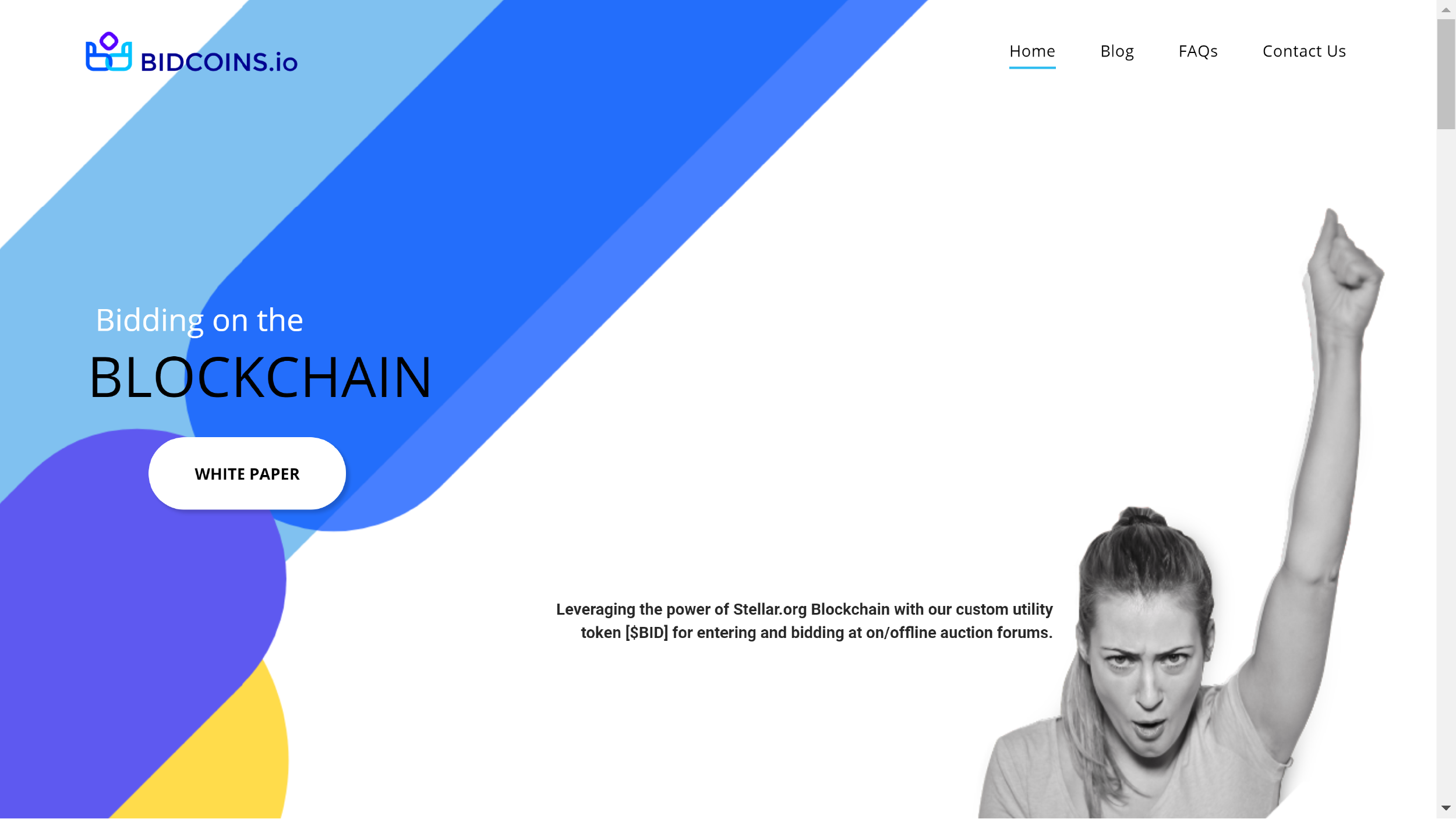 blockchain Dapp, UX UI Design Agency